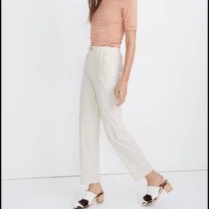 Madewell Cape Pant small NWT